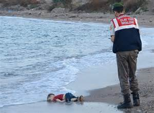 Aylan, Syrian toddler, who died trying to get to Europe